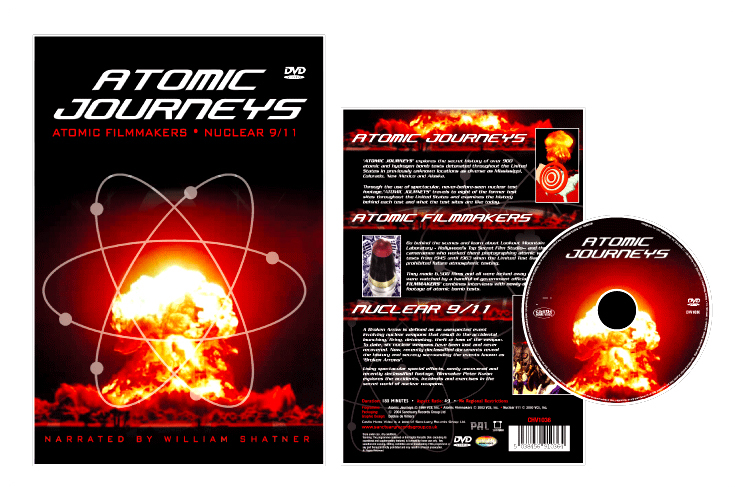 Graphic Design for DVD