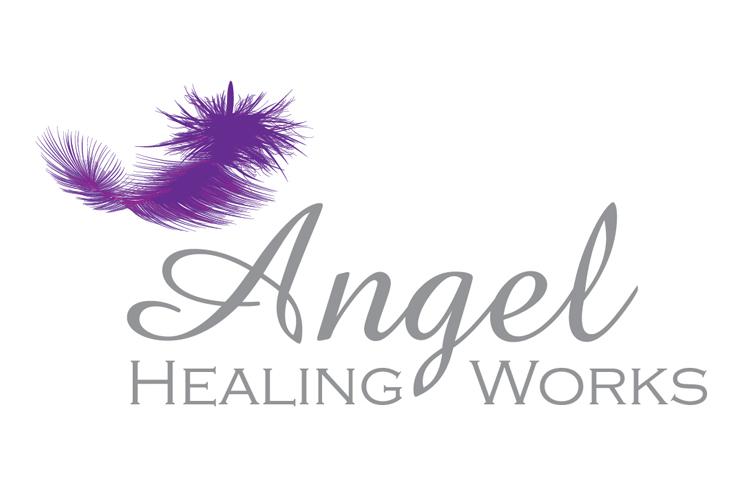 Angel Healing Works Logo